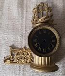 Накамінний годинник Франція 19ст., фото №11