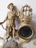Накамінний годинник Франція 19ст., фото №13