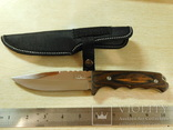 Нож с чехлом, фото №2