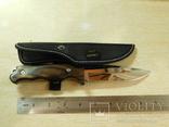 Нож с чехлом, фото №3