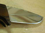 Нож с чехлом, фото №11