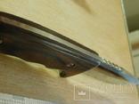 Нож с чехлом, фото №13