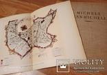 Архитектура Вероны с картой. 1938 год. Ув.формат