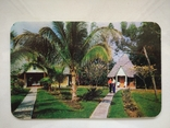 Дореволюционнач Куба, курорт Сан Хосе Дель Лаго, вид, изд.США фото 1
