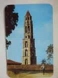 Дорев.Куба, Тринідад, башня Изнага,изд.США