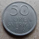 50  эре 1973  Швеция    (П.7.32)~, фото №2