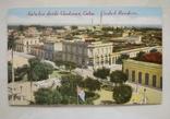 Дорев, Куба,Карденас, Сев.часть города, вид на Банк, Масонскую Ложу, Почту, фото №2