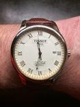 Часы Тиссот ле Локль,автомат,невыкупленный лот, фото №4