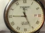 Часы Тиссот ле Локль,автомат,невыкупленный лот, фото №2