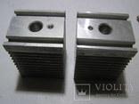 Радиаторы для мощных тиристоров и диодов. 2 штуки. photo 1