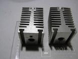 Радиаторы для мощных тиристоров и диодов. 2 штуки. photo 3