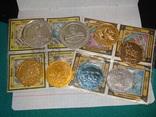 Памятные монеты жетоны одесской юморины, фото №2