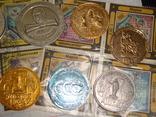 Памятные монеты жетоны одесской юморины, фото №4