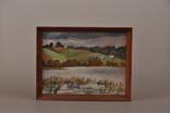 Картина 1989 р.  худ.Магінський В.Д. фото 2