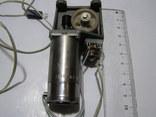 Эл. двигатель ДПР -42-Н1-03 с червячным редуктором. Б/у. photo 2