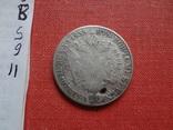 20 крейцеров 1835  Австро-Венгрия серебро  (S.9.11)~, фото №4