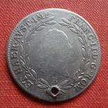 20 крейцеров 1805 Австрия серебро (S.9.13)~, фото №3