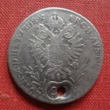 20 крейцеров 1802  Австро-Венгрия серебро  (S.9.14)~, фото №2