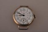 """Часы швейцарской фирмы Omega с маркировкой Baume & Mercier (""""B.M."""" в овале)."""