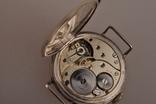"""Часы швейцарской фирмы Omega с маркировкой Baume & Mercier (""""B.M."""" в овале). фото 10"""