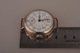 """Часы швейцарской фирмы Omega с маркировкой Baume & Mercier (""""B.M."""" в овале). фото 12"""