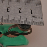 Кольцо печать стекло фото 12