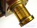 Фотоаппарат деревянный,конец 1800-х г.г.,Англия., фото №7