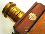 Фотоаппарат деревянный,конец 1800-х г.г.,Англия., фото №9