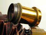 Фотоаппарат деревянный,конец 1800-х г.г.,Англия., фото №12