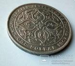 1 доллар 1907 г. Стрейт Сетлемент