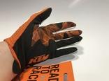 Перчатки КТМ для кросса, фото №8