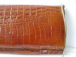 Клатч.кожа крокодила.винтаж.(2), фото №5
