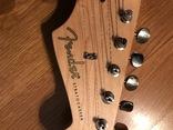 Buddy Guy signed Fender Startocaster Polka Dot, фото №4