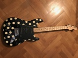 Buddy Guy signed Fender Startocaster Polka Dot