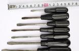 11 отвёрток с бакелитовыми рукоятками СССР. photo 4