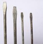 11 отвёрток с бакелитовыми рукоятками СССР. photo 8