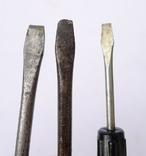 11 отвёрток с бакелитовыми рукоятками СССР. photo 9