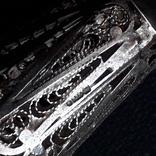Напёрсток, наперсток, серебро, 7- грамм, филигрань, фото №8
