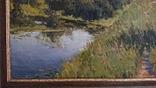 """Картина ,, Суздаль, река Каменка """"худ. Пентюх, фото №7"""