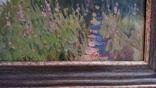"""Картина ,, Суздаль, река Каменка """"худ. Пентюх, фото №9"""