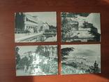 Открытки «Крым». 22 шт. 1955 год. photo 3