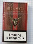 Сигареты BLOOD