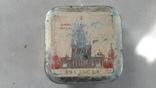 Коробка жестяная Зубной порошок ВДНХ Свобода Москва, фото №2