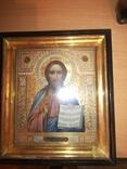 Икона Господь Вседержитель, очень красивая., фото №5