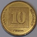 Ізраїль 10 агорот, 2006
