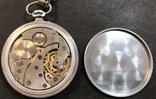 Карманные часы Молния. На ходу, фото №7