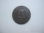 Настольная медаль Наполеон 3, фото №5
