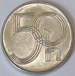 Чехія 50 гелерів, 1995