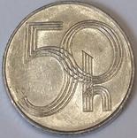 Чехія 50 гелерів, 1997