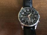 Часы Seconda chronograph рабочие без крышки